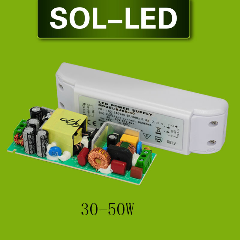 70W Contant Current LED Driver IP65 3 years warranty