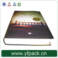 A4 High Quality Thick Casebound Hardcover Book