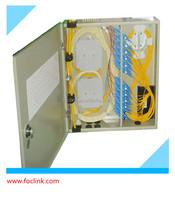 "19"" Rock Mount 2U sliding Type 48 port SC duplex Fiber optic patch panel"