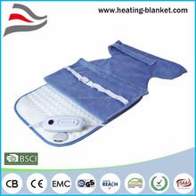 CE GS LED Display Auto-off Cosy Fleece Heating Pad