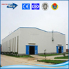 modern design stronger and durable prefabricated steel warehouse and steel frame warehouse for construction