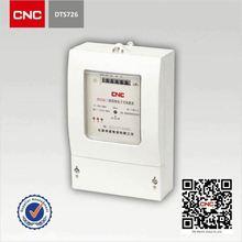 DTS726, DSS226 Three-phase digital electric meter prepaid energy power meter