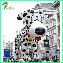 Hot Sale Custom Lovely Advertising Promotion Inflatable Cartoon Dalmatians/Dog