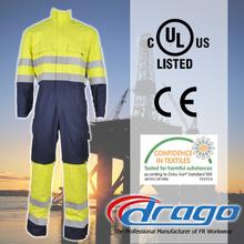 Drago de 2112 caliente venta de la fábrica industrial trabajador ropa de trabajo uniforme de guardia de seguridad