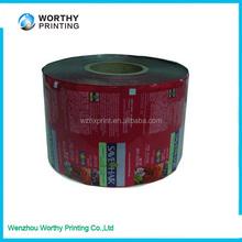 bopp plastic film