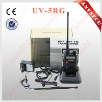professional UV-5RG High &Low Power Switchover phone walkie talkie
