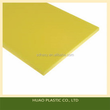 High quality hot selling non-toxic colored hdpe plastic sheet