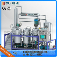 VTS-PP Domestic waste oil recycling, Machine for recycling used motor oil from diesel motors