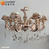 Material parts for chandeliers decoration light chandelier crystal pendants OMC009W