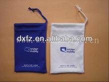 microfiber cell phone bag
