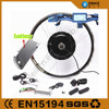 For Canada market 1000w electric motor bike conversion kit