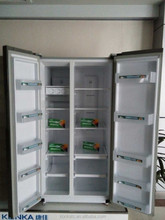 BCD-558 side by side no frost thermoelectrical fridge with ice-making box CE CCC Rohs