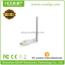 External 2dbi antenna 150Mbps gsm 3g wifi usb dongle wifi wireless usb network adapter EP-MS150NW