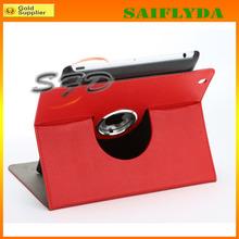 hot selling pu leather 360 rotating for ipad mini 2 case