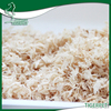 Hot sale free dust wood shavings for animal sawdust bedding