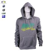 2015 New Winter Style Men's Custom Made High Quality 100% Cotton Fleece hoodie