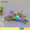 New boy toy for Christmas gift electric flashing plane toy