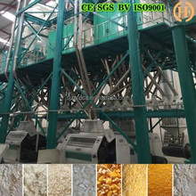 50t/d maize meal line ,maize grits grinder,corn grinding line