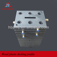 deck wpc solid mold,wpc outdoor flooring tool,wpc composite decking die