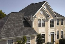 Durable natural black roofing slate