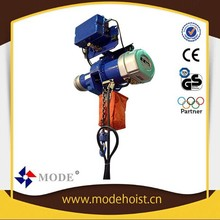 MODE high speed Nitchi Electric Chain Hoist CE&GS Approved