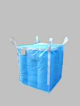 100% raw material high quality factory price pp woven 1 ton jumbo bag