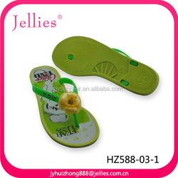 2014 Popular Colorful Lady Summer Cheap Lady Slipper Shoes