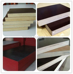 1220*2440*12mm construction materials , film faced plywood in China