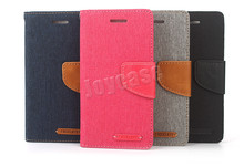 Best selling products mixed color leather wallet phone case for iPhone 6S