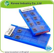 Original kyocera carbide cutting inserts CCGT09T304MFR-U