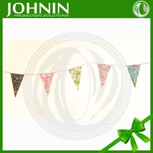 Various of picture for New Vintage Floral Bunting