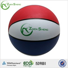 Zhensheng Low Price Promotional Rubber Basketballs Promo Basketballs