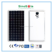 175W Solar Panel With TUV/IEC/CE/CEC Certificates Made of A-grade High Efficiency Crystalline Silicon Cells