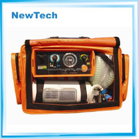 Portable emergency mechanical ventilation with CE & ISO