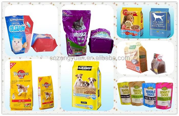 custom printing size food safe tea bag plastic package