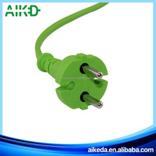 European IP44 Waterproof outdoor multiple outlet extension cord power