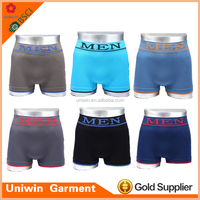 Customized mens silk underpants sexy