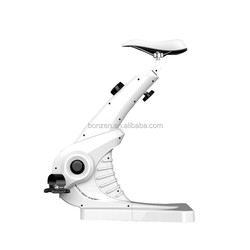 easy storage Indoor portable Magnetic exercise bike