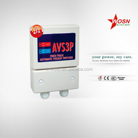 Sollatek AVS 3 phase voltage protector