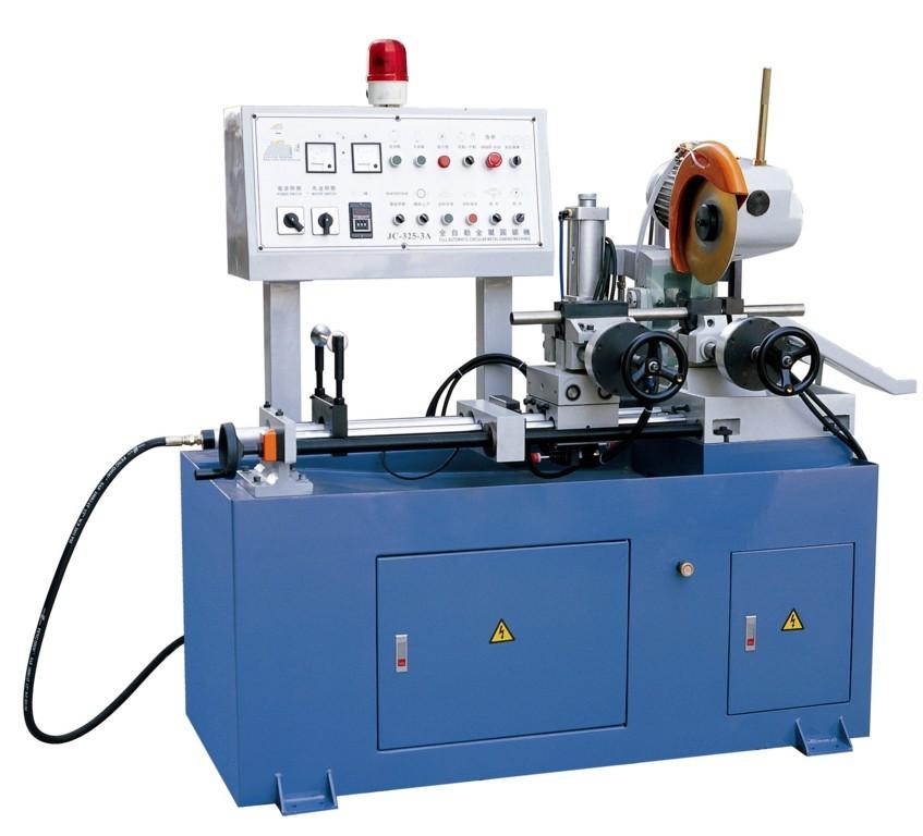 Automatic Pipe Cutting Machine ~ Automatic metal pipe cutting machine fr cn view