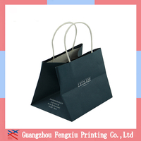 Promotional Fancy Wholesale Custom Foldable Shopping Gift Bag