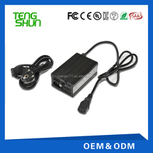 24v5a 12v10a power lead acid battery charger electric scooter with aluminium alloy case and cooling fan