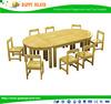 Colorful Design Children School Furniture Daycare Furniture Nursery School Desk And Chair