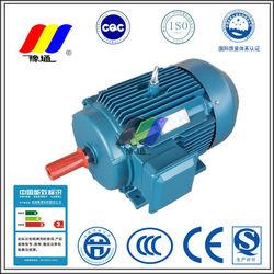 YE2 series three phase energy saving electric motor