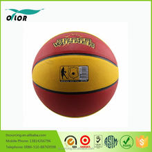 Top quality size 7 competetion basketballs