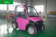 electric battery cars for passenger made in china