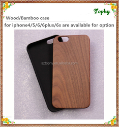 Professional For wooden iphone 5 case customized CellPhone wood Case For Iphone 5 custom printing china manufacturer