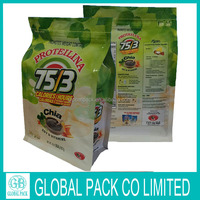 Hong Kong Wholesale Custom Printing Plastic Food Packing Bag