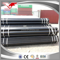 ASTM A106 Gr.B seamless steel pipes
