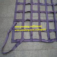 webbing cargo net nylon cargo net